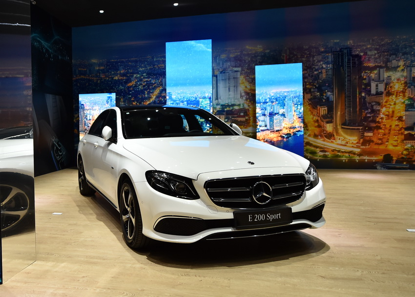 Khai mạc triển lãm Mercedes-Benz Fascination 2019 tại Hà Nội - 5