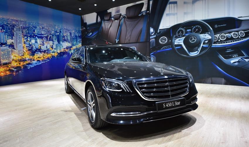 Khai mạc triển lãm Mercedes-Benz Fascination 2019 tại Hà Nội - 6
