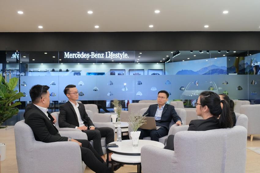 Khai mạc triển lãm Mercedes-Benz Fascination 2019 tại Hà Nội - 9