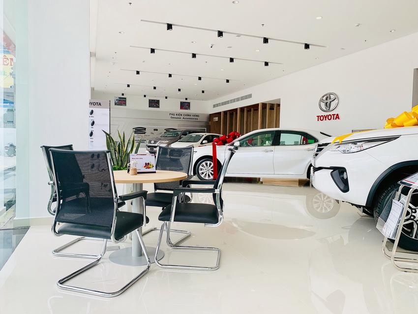 Ra mắt đại lý Toyota Cần Thơ - Chi nhánh An Giang - 2