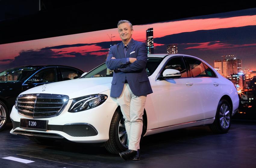 Mercedes-Benz Việt Nam có Tổng giám đốc mới - 4