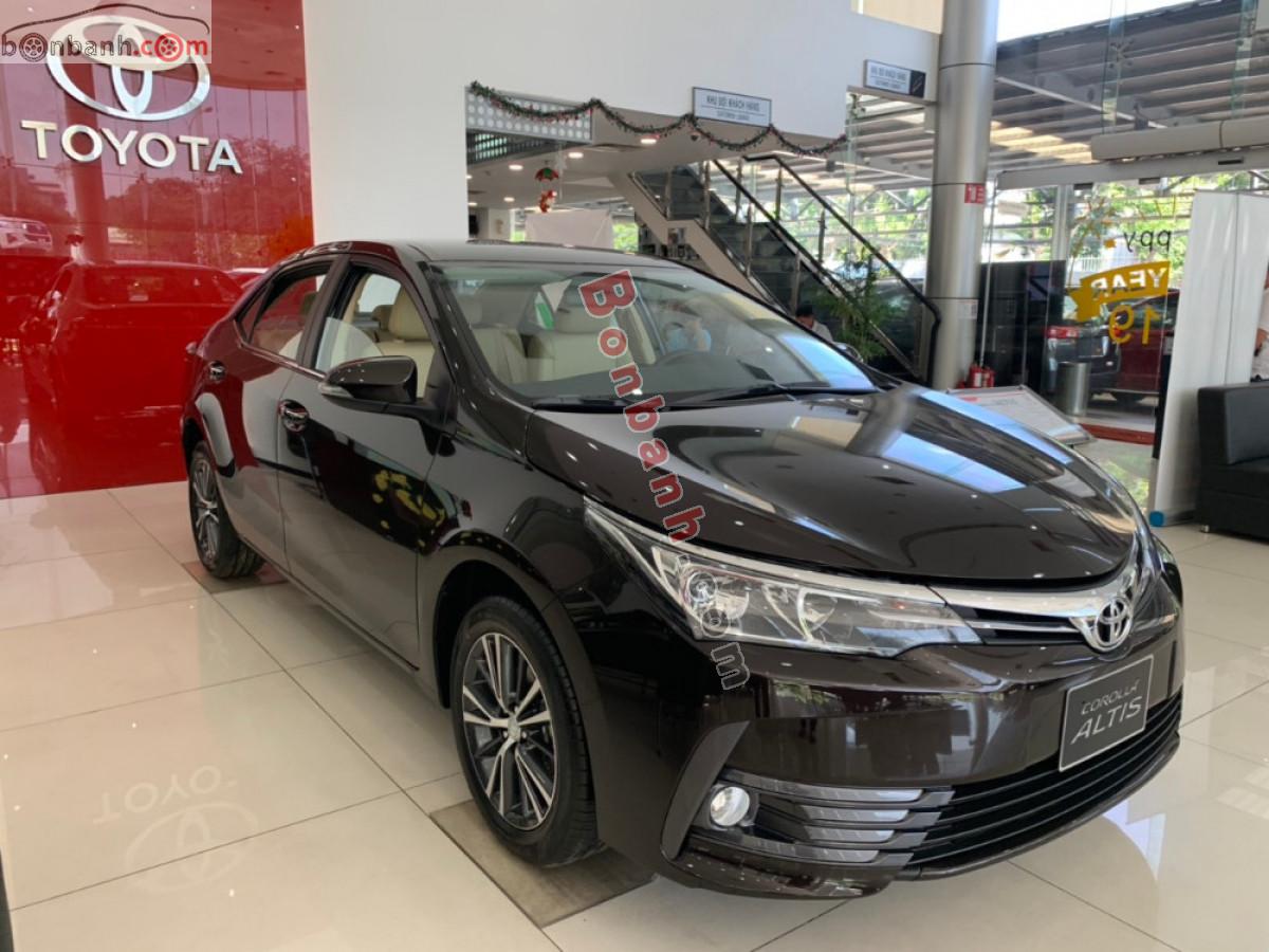 Toyota Việt Nam đồng loạt giảm giá Vios và Altis hàng chục triệu đồng
