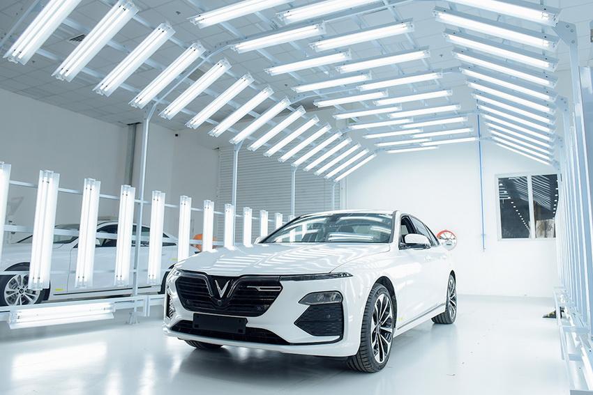 VinFast bàn giao 200 xe Lux A2.0 và Lux SA2.0 đầu tiên cho khách hàng vào ngày 28-7-2019 - 2