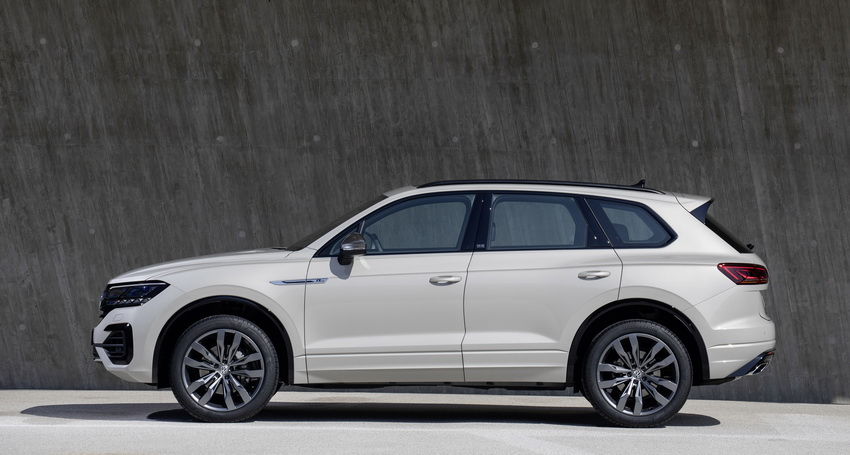 Chào mừng chiếc xe thứ 1 triệu, Volkswagen cho ra mắt phiên bản Touareg One Million - 2