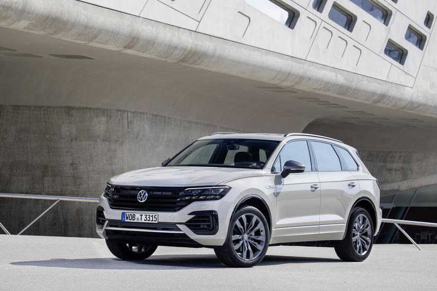 Chào mừng chiếc xe thứ 1 triệu, Volkswagen cho ra mắt phiên bản Touareg One Million - 3