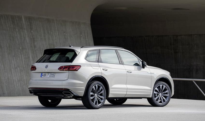Chào mừng chiếc xe thứ 1 triệu, Volkswagen cho ra mắt phiên bản Touareg One Million - 4