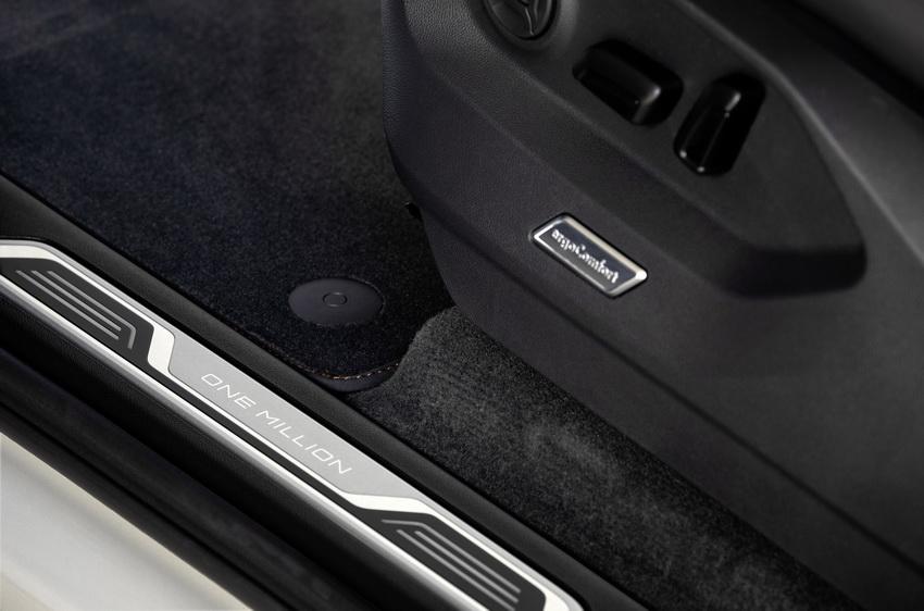 Chào mừng chiếc xe thứ 1 triệu, Volkswagen cho ra mắt phiên bản Touareg One Million - 8