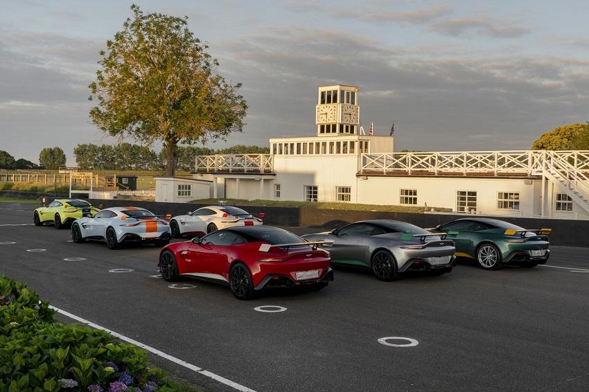 Aston Martin ra mắt bộ sưu tập xe đua Vantage Heritage Racing Edition - 10