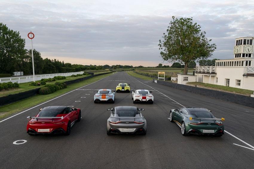 Aston Martin ra mắt bộ sưu tập xe đua Vantage Heritage Racing Edition - 12