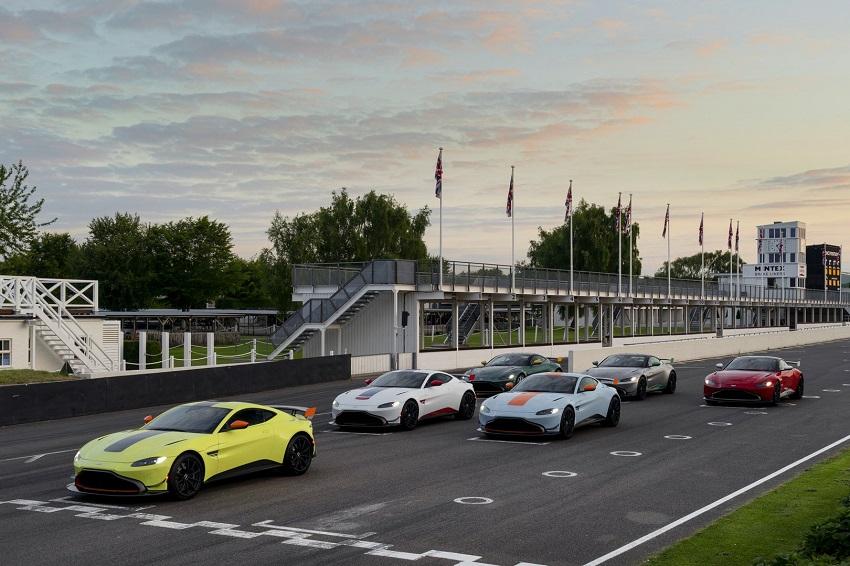 Aston Martin ra mắt bộ sưu tập xe đua Vantage Heritage Racing Edition - 7