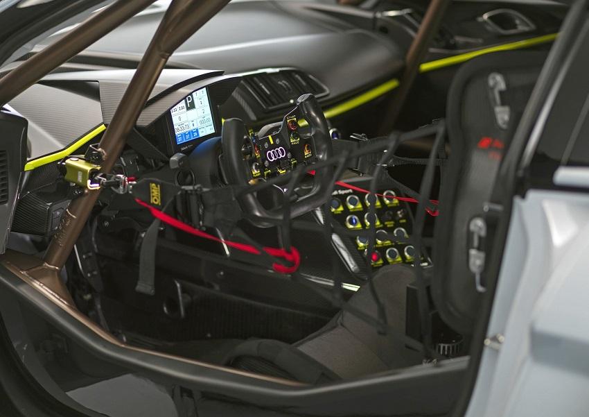 Audi Sport hé lộ mẫu xe đua mới R8 LMS GT2 công suất lớn nhất từ trước tới nay của hãng - 10