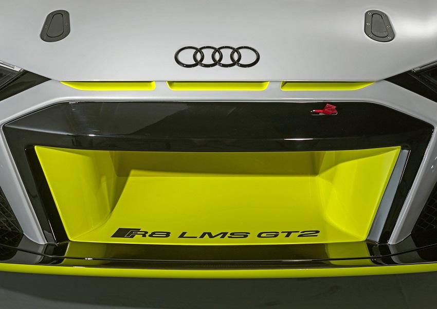 Audi Sport hé lộ mẫu xe đua mới R8 LMS GT2 công suất lớn nhất từ trước tới nay của hãng - 14