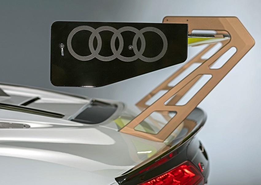 Audi Sport hé lộ mẫu xe đua mới R8 LMS GT2 công suất lớn nhất từ trước tới nay của hãng - 16
