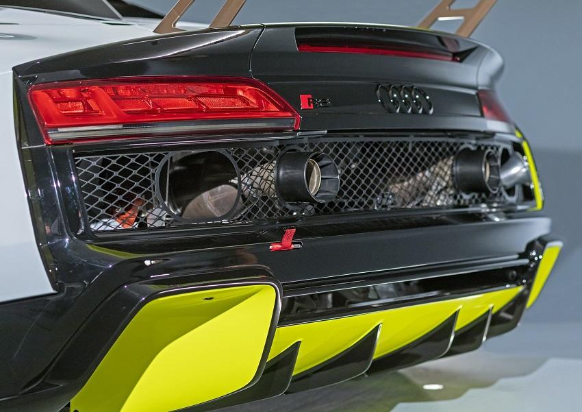 Audi Sport hé lộ mẫu xe đua mới R8 LMS GT2 công suất lớn nhất từ trước tới nay của hãng - 17
