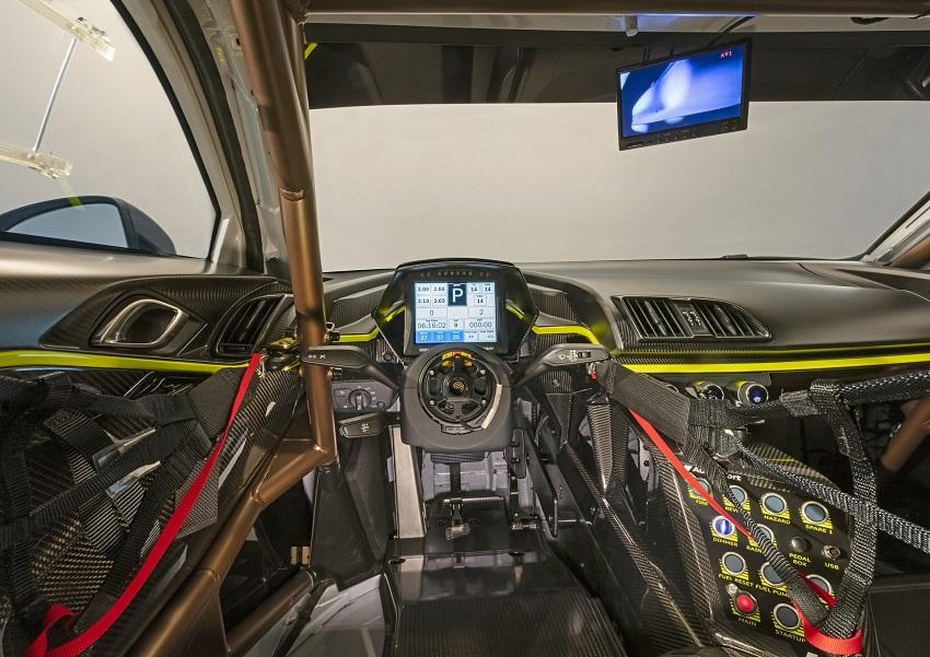 Audi Sport hé lộ mẫu xe đua mới R8 LMS GT2 công suất lớn nhất từ trước tới nay của hãng - 18