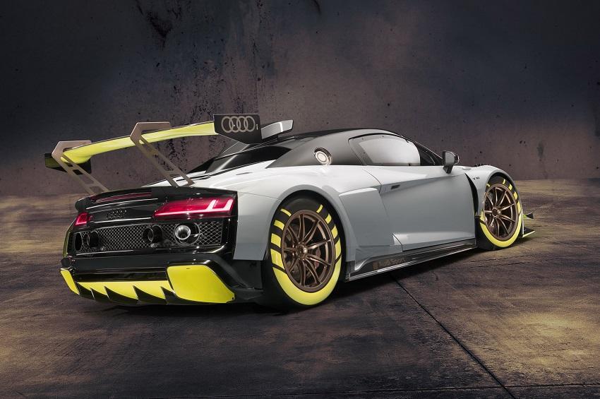Audi Sport hé lộ mẫu xe đua mới R8 LMS GT2 công suất lớn nhất từ trước tới nay của hãng - 2