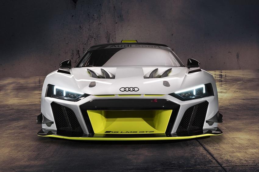 Audi Sport hé lộ mẫu xe đua mới R8 LMS GT2 công suất lớn nhất từ trước tới nay của hãng - 3