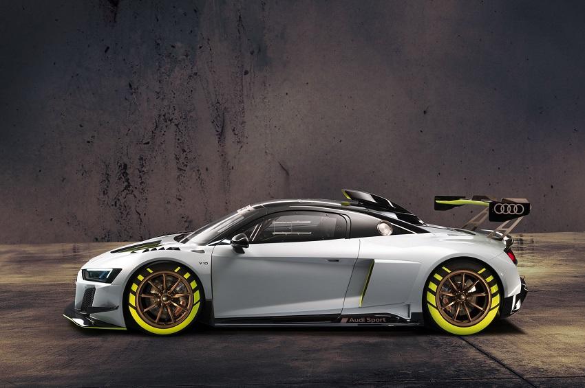 Audi Sport hé lộ mẫu xe đua mới R8 LMS GT2 công suất lớn nhất từ trước tới nay của hãng - 4