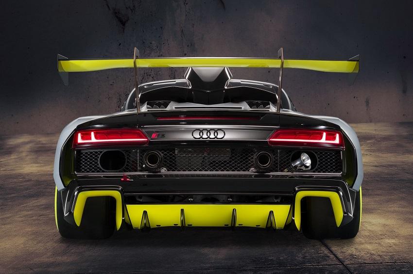 Audi Sport hé lộ mẫu xe đua mới R8 LMS GT2 công suất lớn nhất từ trước tới nay của hãng - 5