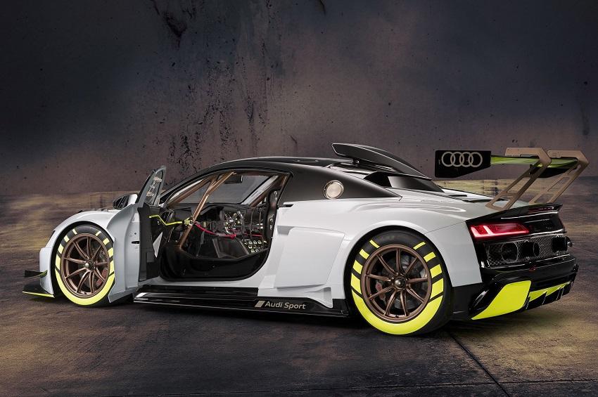 Audi Sport hé lộ mẫu xe đua mới R8 LMS GT2 công suất lớn nhất từ trước tới nay của hãng - 6