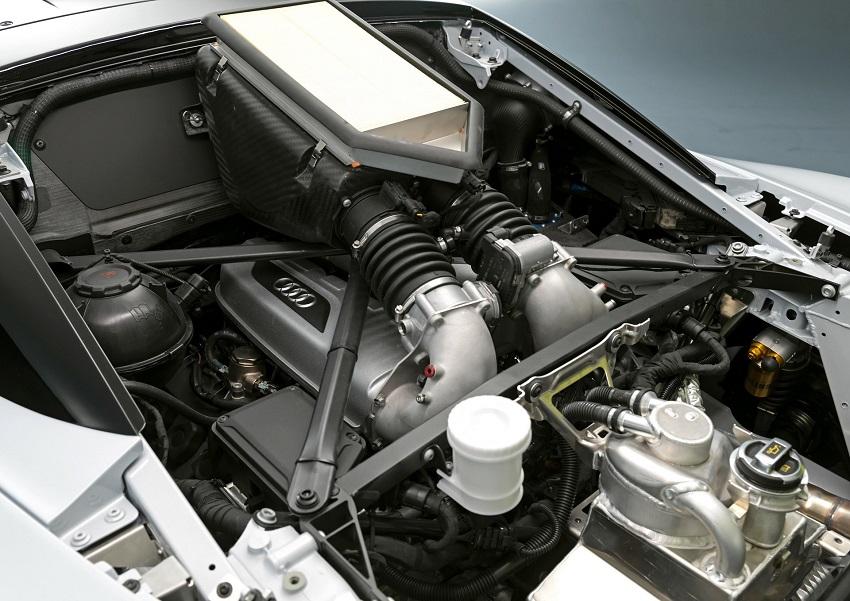 Audi Sport hé lộ mẫu xe đua mới R8 LMS GT2 công suất lớn nhất từ trước tới nay của hãng - 7
