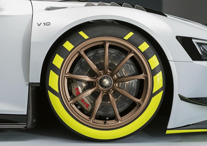 Audi Sport hé lộ mẫu xe đua mới R8 LMS GT2 công suất lớn nhất từ trước tới nay của hãng - 9