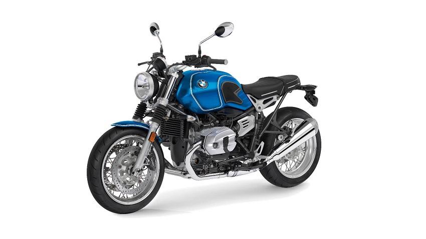 BMW R nineT /5 là sự kết hợp giữa vẻ ngoài cổ điển và công nghệ của thế kỷ 21 - 12