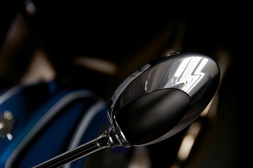 BMW R nineT /5 là sự kết hợp giữa vẻ ngoài cổ điển và công nghệ của thế kỷ 21 - 13
