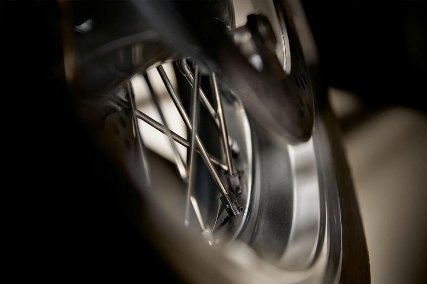 BMW R nineT /5 là sự kết hợp giữa vẻ ngoài cổ điển và công nghệ của thế kỷ 21 - 17