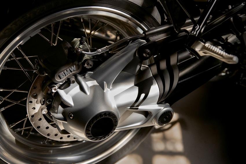 BMW R nineT /5 là sự kết hợp giữa vẻ ngoài cổ điển và công nghệ của thế kỷ 21 - 18