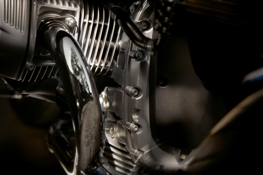 BMW R nineT /5 là sự kết hợp giữa vẻ ngoài cổ điển và công nghệ của thế kỷ 21 - 19