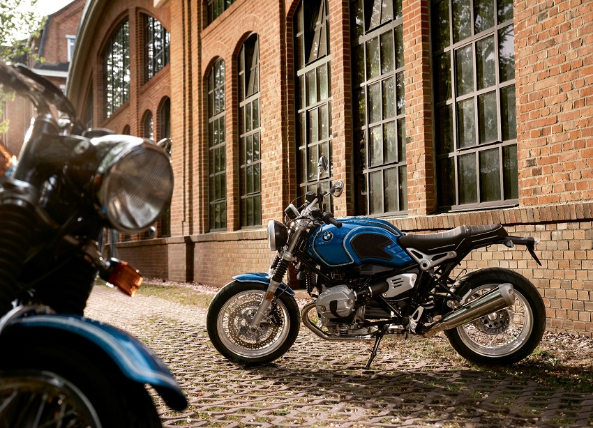 BMW R nineT /5 là sự kết hợp giữa vẻ ngoài cổ điển và công nghệ của thế kỷ 21 - 2