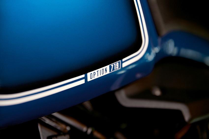BMW R nineT /5 là sự kết hợp giữa vẻ ngoài cổ điển và công nghệ của thế kỷ 21 - 21