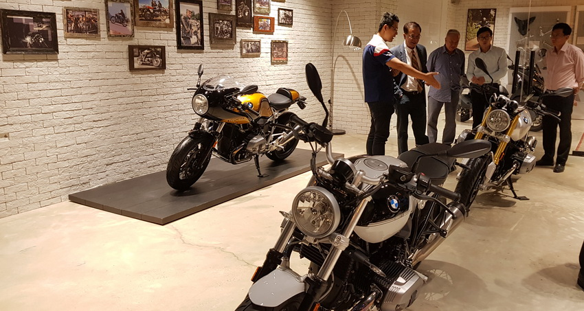 Thaco khai trương tổ hợp showroom BMW-MINI-BMW MOTORRAD và ra mắt BMW X7 - 10