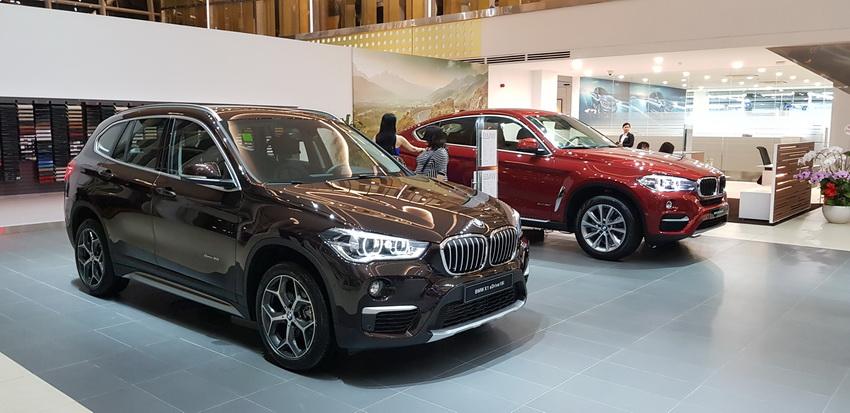 Thaco khai trương tổ hợp showroom BMW-MINI-BMW MOTORRAD và ra mắt BMW X7 - 12