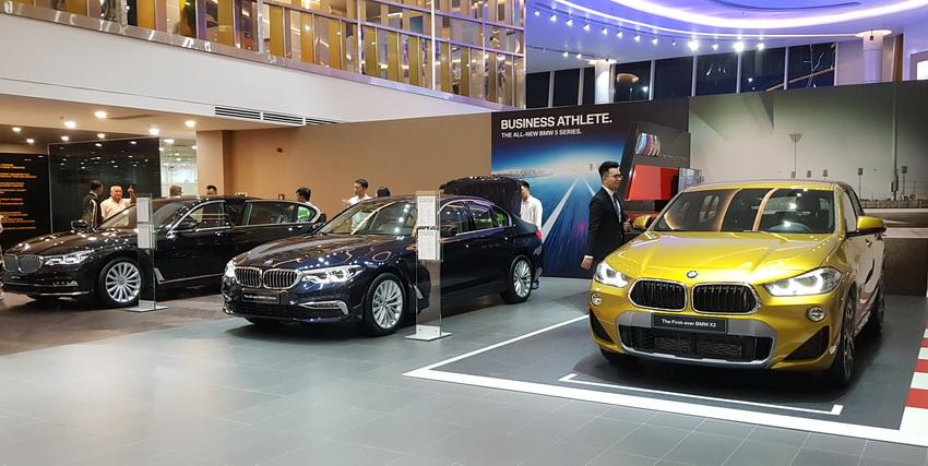 Thaco khai trương tổ hợp showroom BMW-MINI-BMW MOTORRAD và ra mắt BMW X7 - 13