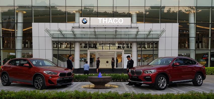 Thaco khai trương tổ hợp showroom BMW-MINI-BMW MOTORRAD và ra mắt BMW X7 - 15