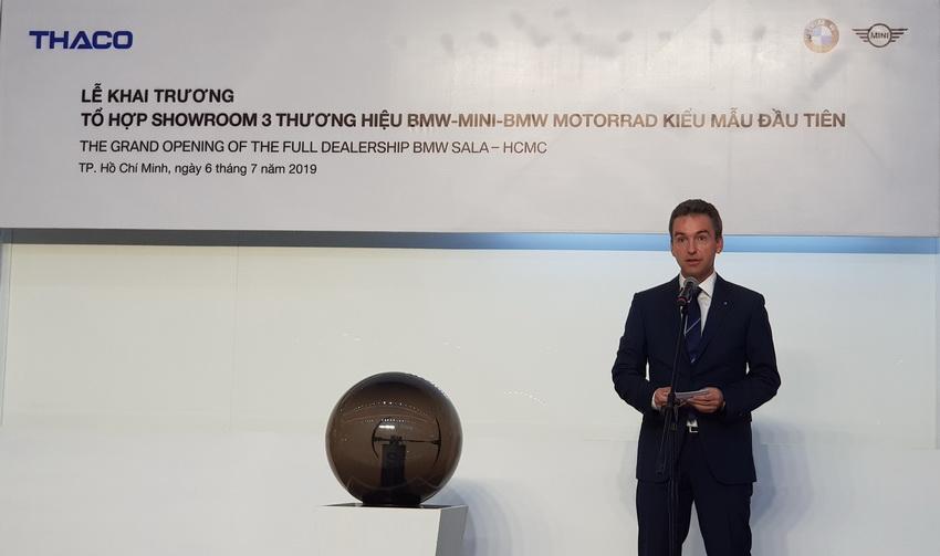 Thaco khai trương tổ hợp showroom BMW-MINI-BMW MOTORRAD và ra mắt BMW X7 - 8