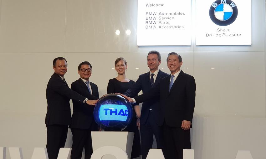 Thaco khai trương tổ hợp showroom BMW-MINI-BMW MOTORRAD và ra mắt BMW X7 - 19