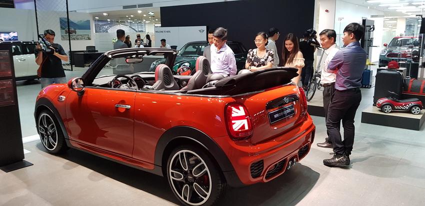 Thaco khai trương tổ hợp showroom BMW-MINI-BMW MOTORRAD và ra mắt BMW X7 - 11