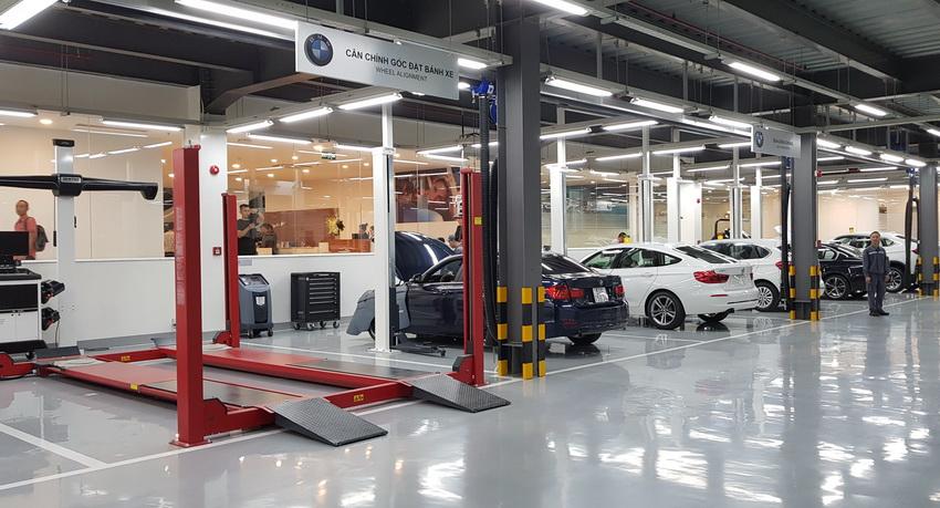Thaco khai trương tổ hợp showroom BMW-MINI-BMW MOTORRAD và ra mắt BMW X7 - 7