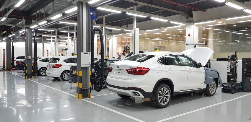 Thaco khai trương tổ hợp showroom BMW-MINI-BMW MOTORRAD và ra mắt BMW X7 - 6