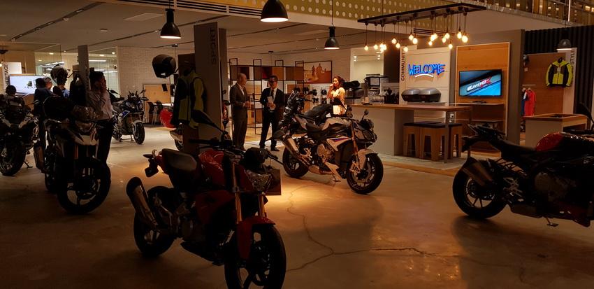 Thaco khai trương tổ hợp showroom BMW-MINI-BMW MOTORRAD và ra mắt BMW X7 - 9
