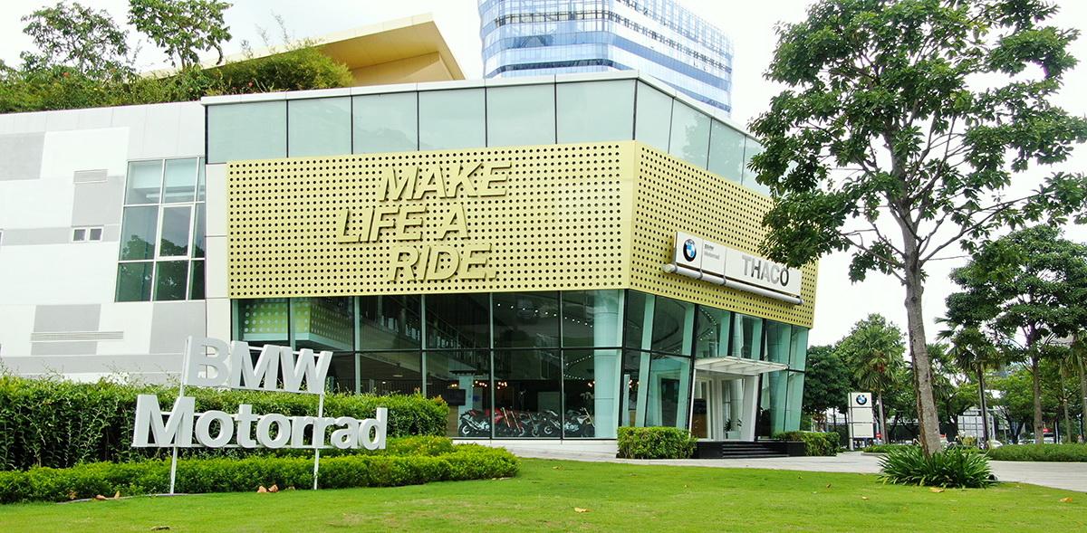 Thaco khai trương tổ hợp showroom BMW-MINI-BMW MOTORRAD và ra mắt BMW X7 - 14