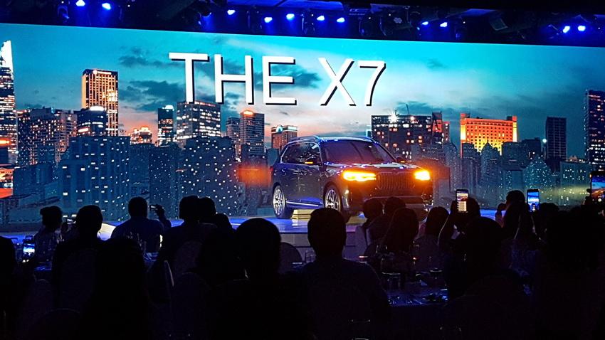 Thaco khai trương tổ hợp showroom BMW-MINI-BMW MOTORRAD và ra mắt BMW X7 - 4