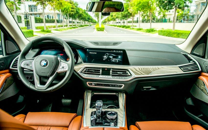 Cận cảnh mẫu xe BMW X7 thế hệ đầu tiên giá 7,499 tỉ đồng ra mắt tại Việt Nam - 2