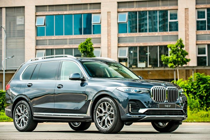 Cận cảnh mẫu xe BMW X7 thế hệ đầu tiên giá 7,499 tỉ đồng ra mắt tại Việt Nam - 40