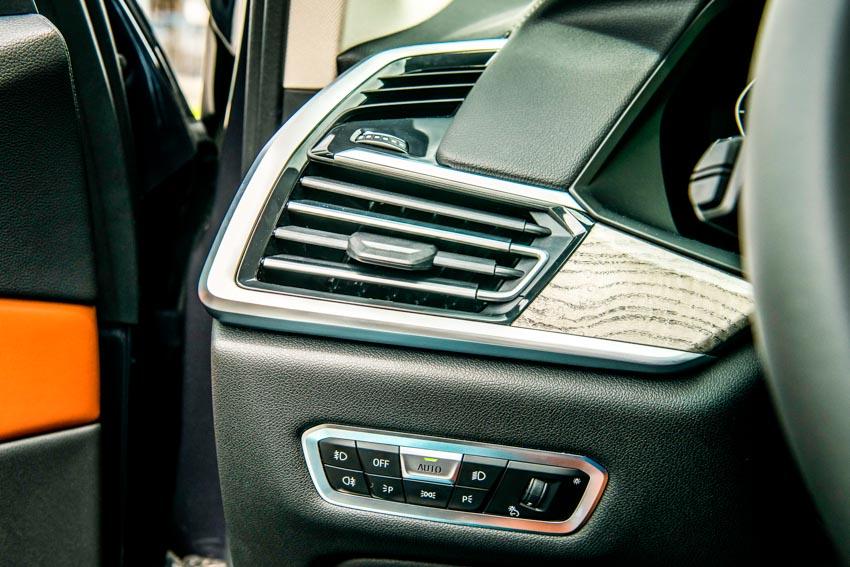 Cận cảnh mẫu xe BMW X7 thế hệ đầu tiên giá 7,499 tỉ đồng ra mắt tại Việt Nam - 9