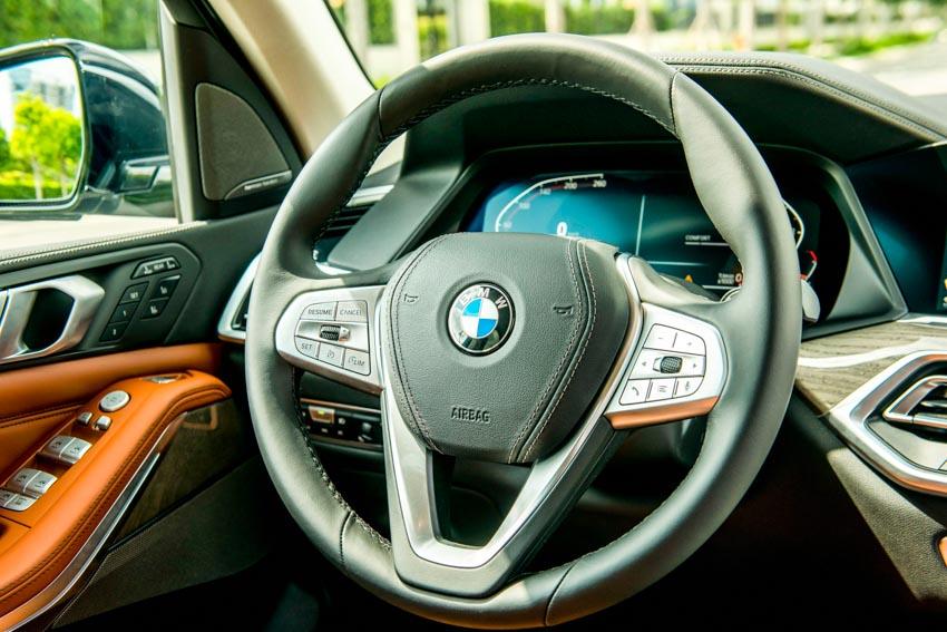 Cận cảnh mẫu xe BMW X7 thế hệ đầu tiên giá 7,499 tỉ đồng ra mắt tại Việt Nam - 37