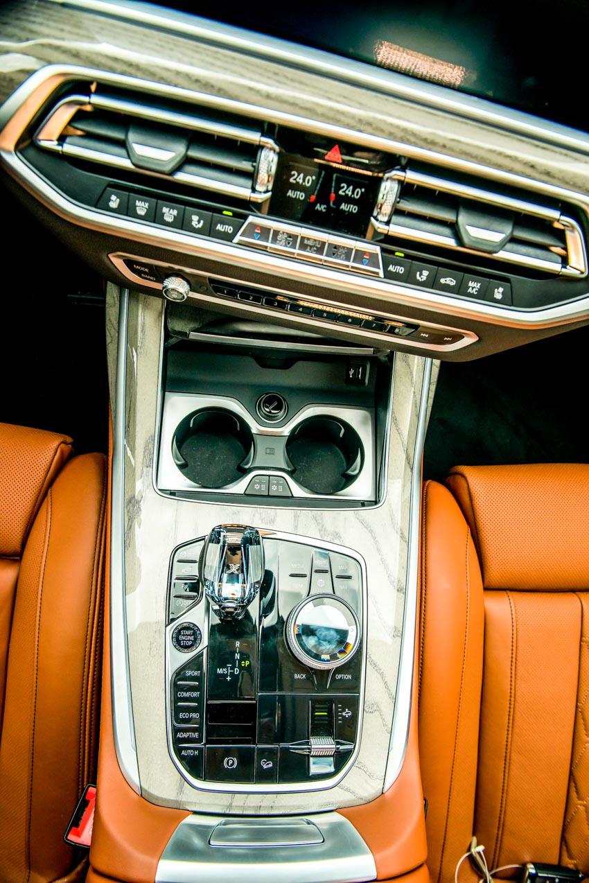 Cận cảnh mẫu xe BMW X7 thế hệ đầu tiên giá 7,499 tỉ đồng ra mắt tại Việt Nam - 29